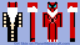 Yveltal Skin Minecraft Skin
