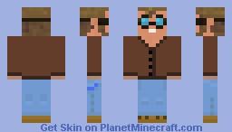 milk docter Minecraft Skin
