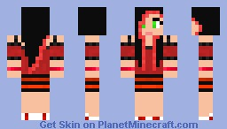Zabrina Minecraft Skin