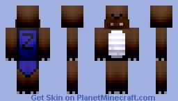 Zacuke Minecraft Skin