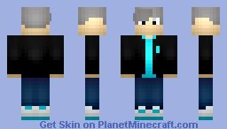 Zed Minecraft Skin