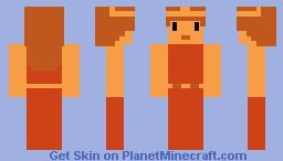 Zelda - Legend of Zelda Minecraft Skin