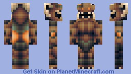 Zenkar, Space Pirate of the Seven Stars (Sci-Fi & Outer Space Contest) Minecraft Skin