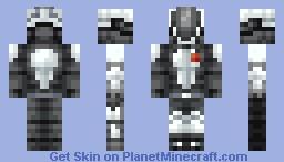 Zer0 Minecraft Skin