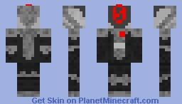 Borderland 2 Zero Minecraft Skin