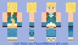 Zidane Tribal FFIX Minecraft Skin