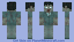 Zombie (CoD) Minecraft Skin