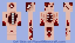 Zombie Creep Minecraft Skin