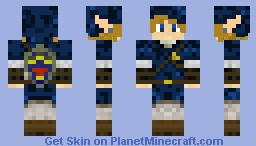 Zora Tunic Link Minecraft