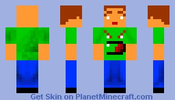 The skin of Krealor Minecraft Skin