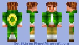 TurtleLover: Elite Member Tryout Event Minecraft Skin