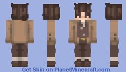 aesthetic Minecraft Skin