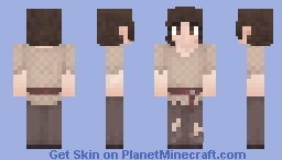 Gabi the Pickpocket (Massivecraft) Minecraft Skin