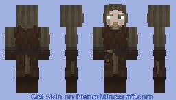 Stark Levy Minecraft Skin