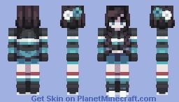 A Tribute In Light Minecraft Skin