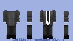 Classy Blazer Minecraft Skin