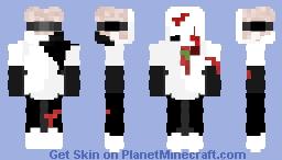 Demonic V Minecraft Skin