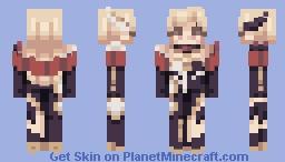 coven evelynn Minecraft Skin