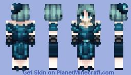 Diane & Deandre (Diane) - ♥ Minecraft Skin