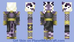 Vomaimons Creature Minecraft Skin