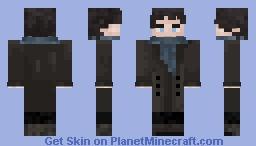 Sherlock (BBC) Minecraft Skin