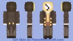 🕰Father Of Time🕰 Minecraft Skin