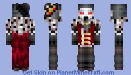 Stolas   Helluva Minecraft Skin