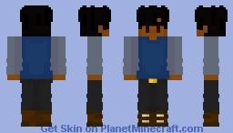 No Crown josh HQ Minecraft Skin