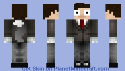 Just another day at work... Minecraft Skin