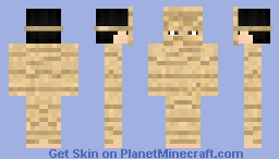 Mummy! Minecraft Skin