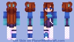 +Me Oh Melitot- SF+ Minecraft Skin