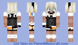 Bea サイトウ Pokemon Shield/Sword Minecraft Skin