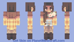 what's all this buzz? Minecraft Skin