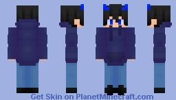 •~ Jack ~• || OC Minecraft Skin