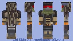 Phantom - Infinite Warfare Minecraft Skin