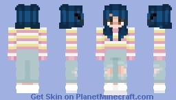 Dumb Combo Minecraft Skin