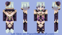 bewitching elise Minecraft Skin