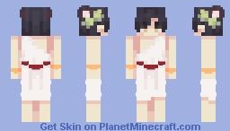 Zeus (Matching to Ahri) Minecraft Skin