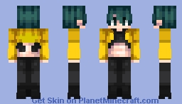 Kai - Obsession Minecraft Skin