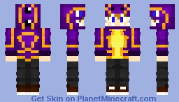 Rimmy-Tim Casual Dino Hoodie Version Minecraft Skin