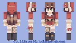merry chrysler Minecraft Skin