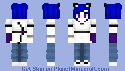 Party Animal Minecraft Skin