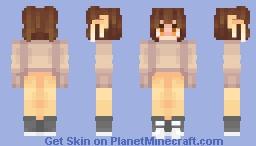 Secret Skinners 2019 Minecraft Skin