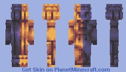 boundary between day and night - yukari yakumo, touhou Minecraft Skin