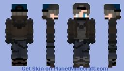 𝒜𝓇𝓀𝒽𝒶𝓂 (My Version) Minecraft Skin