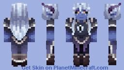 Aaravos | The Dragon Prince Minecraft Skin
