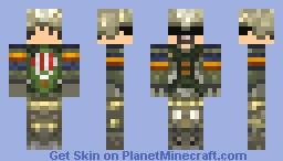 AB101ST Minecraft Skin