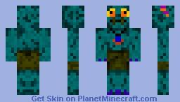 Abe Minecraft Skin
