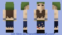 Abigaila | OSRS Minecraft Skin
