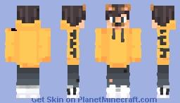 Abraham Dog Minecraft Skin